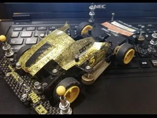 TRI▽AT試作車