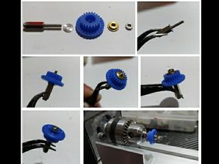 gear locking system