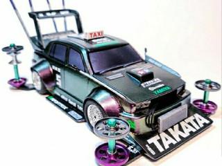 HK Kaido Taxi