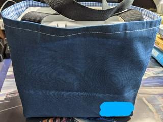 家庭科のランチバッグ