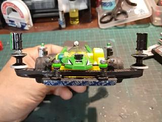 自家製マニローラー2セット目