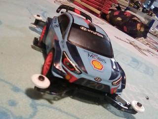 ヒュンダイ I20クーペ WRC