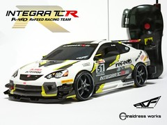 インテグラ TCR