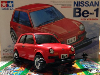 NISSAN Be-1(red version)