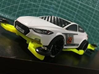 HYUNDAI AVANTE sport Cup Car