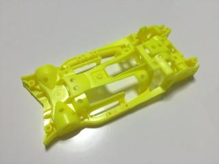 yellowシャーシ加工