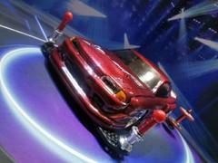 自作ポリカボディ GTR