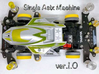 Single Asix Machine ver.1.0
