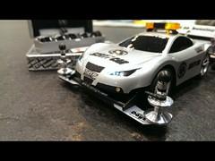 TRFワークスJr. '14「コースクリーナー2号車」