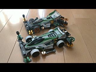 NEO-VQS 2号車