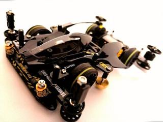 THE BAT (S2 carbon body)