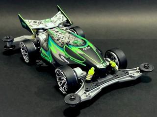 TT02B MS Jr. ブラックスペシャル