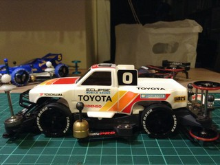 TOYOTA MONSTER TRUCK
