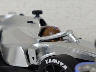 F1風シャドウシャーク(シルバーアロー)