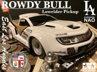 ROWDY BULL Lowrider Pickup