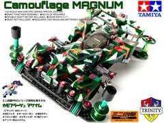 Camouflage MAGNUM