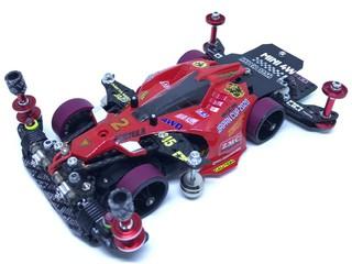 MS Avante Mk2 Ferrari Red