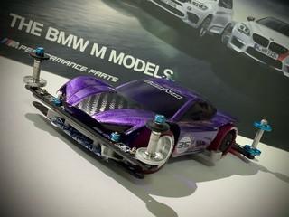 紫黒組×CARBON RACING RAIKIRI