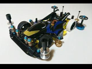 サンダーショットmk2 Fire Blue [VZ]