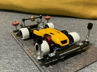F1レーサーレオ プロトタイプ