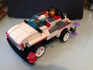 LEGO四駆(進化Ver)