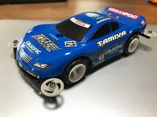 カルソニック的なスカイライン的な…TRF-racer