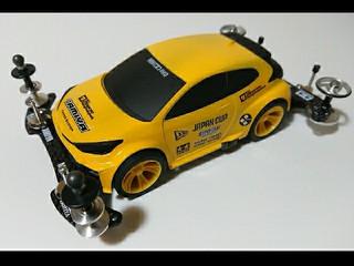 GR YARIS 'Dash Yellow' [VZ]