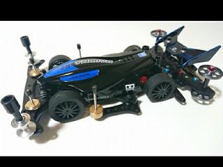 デュアルリッジ Black SP [VZ]