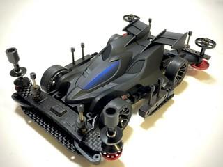 マットブラック マンタレイ Mk.Ⅱ MA