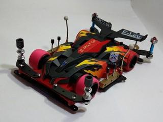 シャドウブレイカーZ-3 B-MAX用