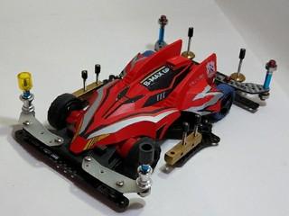 ナックルブレイカーZ-1改 B-MAX仕様