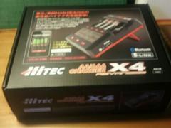 hitec x4 advance
