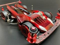 ストラトベクターDEEP RED SP B-MAX
