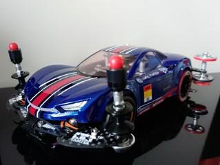 ライキリ BRZ-GT300-2021風