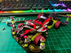 VZ chassis for tuned motor