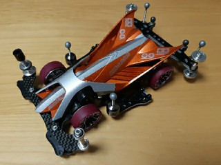 ジオグライダー メタリックオレンジ仕様