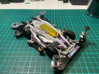 DCR 01 (Project White Serpent)