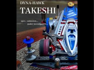 SXX-Dyna Hawk TAKESHI