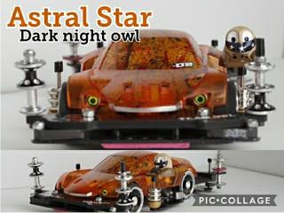 Astralstar~Dark Night Owl~