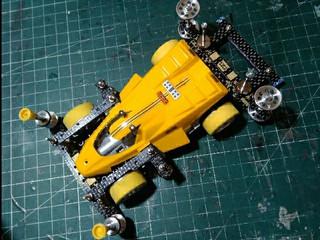 yellow dragon ma chasis