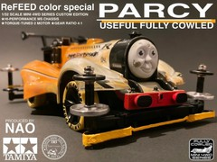USEFUL FULLY COWLED PERCY