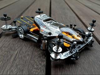 Thundershot Racer