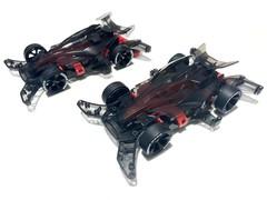 Avante Mk.III Nero and Azure
