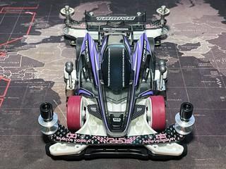DCR02 : Court Purple