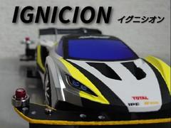 イグニシオン(Mclaren 720S-GT3)
