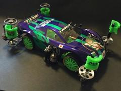 TRF-Lightning 49-R GT@team四駆老