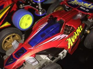 アバンテMKⅡ RED ver