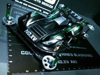 TTS No.XV Belleza Lineal