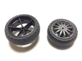 中径縮みタイヤ