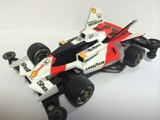 McLaren MP4/ZX